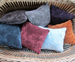 Linen Velvet Pillows